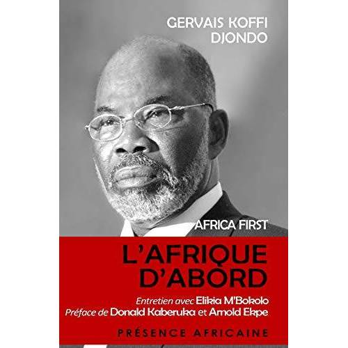 Gervais Koffi Djondo - L'Afrique d'abord - Preis vom 10.05.2021 04:48:42 h
