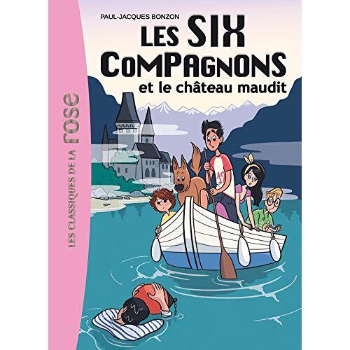 Paul-Jacques Bonzon - Les Six Compagnons, Tome 7 : Les Six compagnons et le château maudit - Preis vom 16.04.2021 04:54:32 h