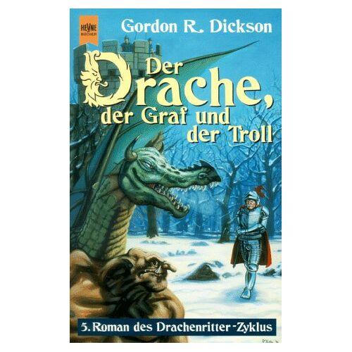Dickson, Gordon R. - Der Drache, der Graf und der Troll. 5. Roman des Drachenritter- Zyklus. - Preis vom 20.10.2020 04:55:35 h