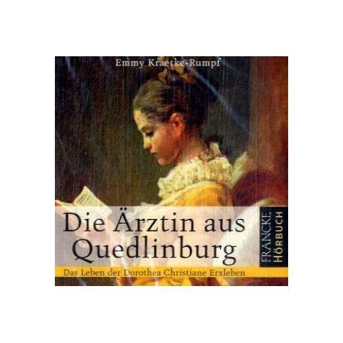 Emmy Kraetke-Rumpf - Die Ärztin aus Quedlinburg, 1 Audio-CD - Preis vom 19.09.2019 06:14:33 h