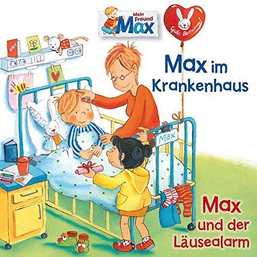 Max - 15: Max im Krankenhaus/Max und der Läusealarm - Preis vom 15.04.2021 04:51:42 h