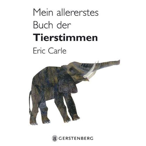 Eric Carle - Mein allererstes Buch der Tierstimmen - Preis vom 25.02.2021 06:08:03 h