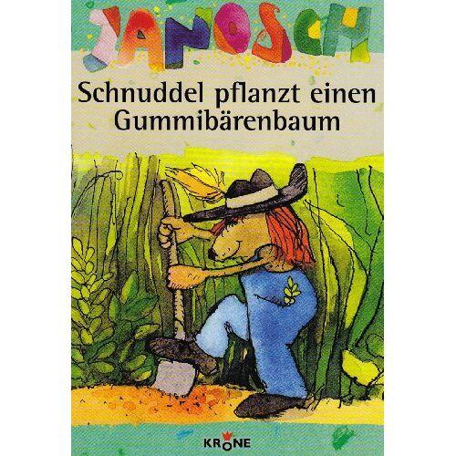 Janosch - Schnuddel pflanzt einen Gummibärenbaum - Preis vom 07.03.2021 06:00:26 h