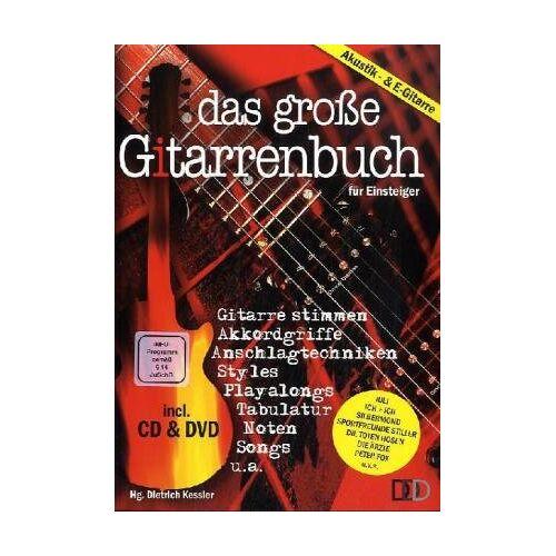 - Das Grosse Gitarrenbuch Fuer Einsteiger. Akustik & E-Gitarre - Preis vom 21.10.2020 04:49:09 h
