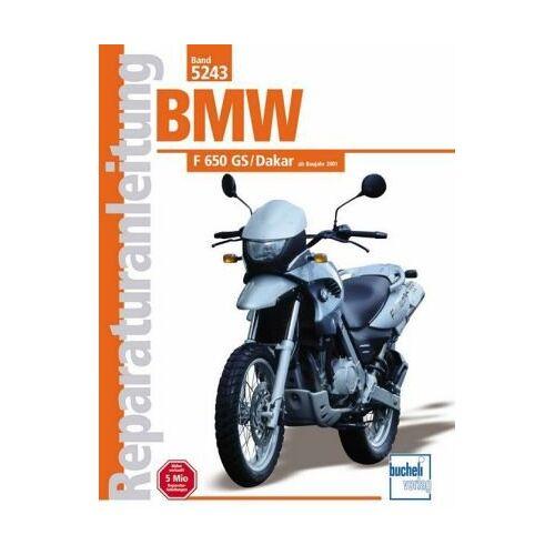 - BMW F 650 GS/Dakar (Reparaturanleitungen) - Preis vom 09.04.2021 04:50:04 h
