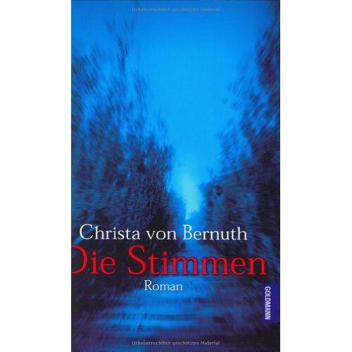 Bernuth, Christa von - Die Stimmen - Preis vom 02.11.2020 05:55:31 h