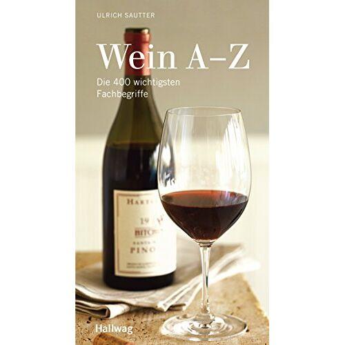 Ulrich Sautter - Wein A-Z - Preis vom 24.02.2021 06:00:20 h