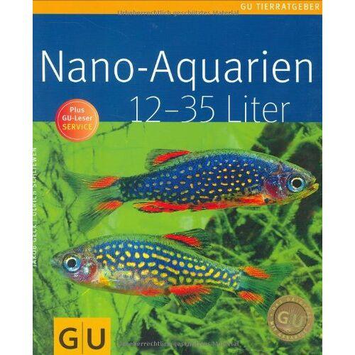 Jakob Geck - Nano-Aquarien von 12 bis 35 Liter (GU Tierratgeber) - Preis vom 27.02.2021 06:04:24 h