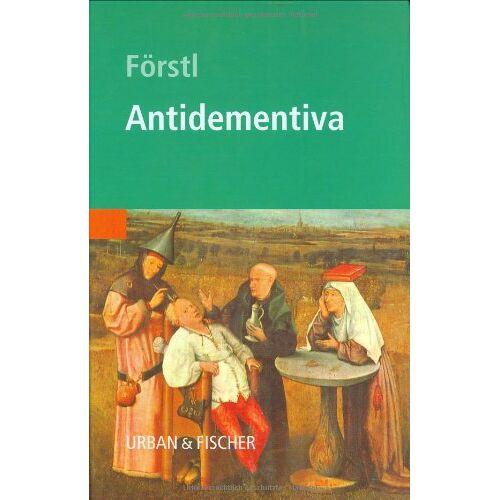 Hans Förstl - Antidementiva - Preis vom 05.09.2020 04:49:05 h