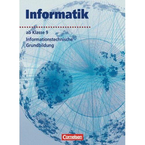 Uwe Bähnisch - Informatik/ITG - Sekundarstufe I - Neubearbeitung: Informatik - Sekundarstufe I - Ausgabe Volk und Wissen: Informatik, Ab Klasse 9 - Preis vom 11.05.2021 04:49:30 h