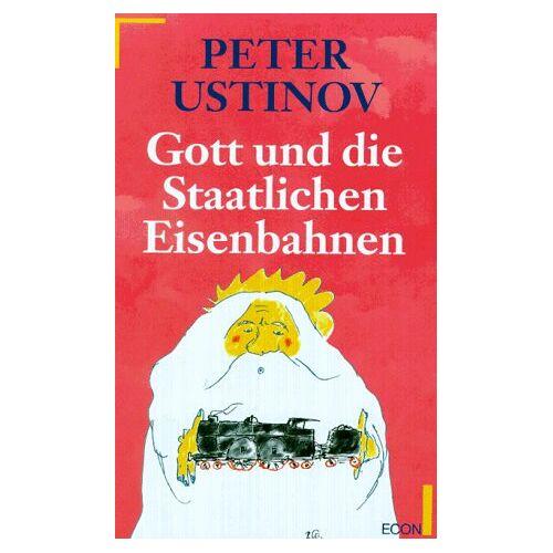 Sir Peter Ustinov - Gott und die Staatlichen Eisenbahnen - Preis vom 07.05.2021 04:52:30 h