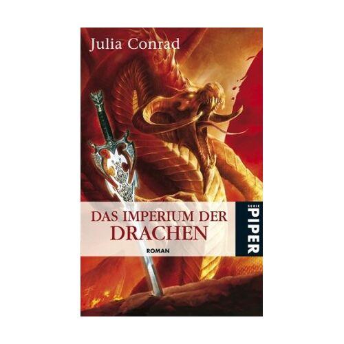 Julia Conrad - Das Imperium der Drachen: Roman (Drachen (Conrad)) - Preis vom 20.10.2020 04:55:35 h