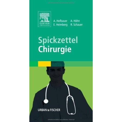 - Spickzettel Chirurgie - Preis vom 16.04.2021 04:54:32 h