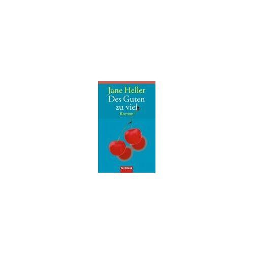 Jane Heller - Des Guten zu viel. - Preis vom 06.09.2020 04:54:28 h