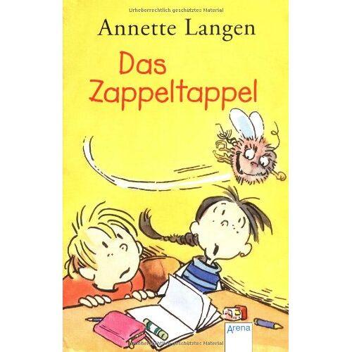 Annette Langen - Das Zappeltappel - Preis vom 16.04.2021 04:54:32 h