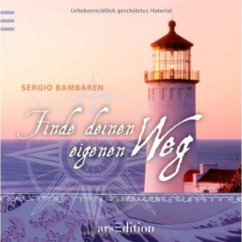 Sergio Bambaren - Finde deinen eigenen Weg: Sergio Bambaren (Bambaren Minibücher) - Preis vom 06.05.2021 04:54:26 h