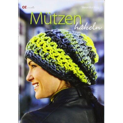 Veronika Hug - Mützen häkeln - Preis vom 04.09.2020 04:54:27 h