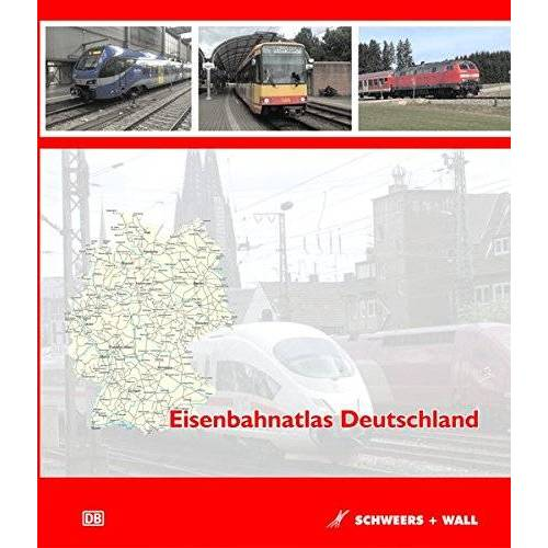 - Eisenbahnatlas Deutschland - Preis vom 20.01.2021 06:06:08 h