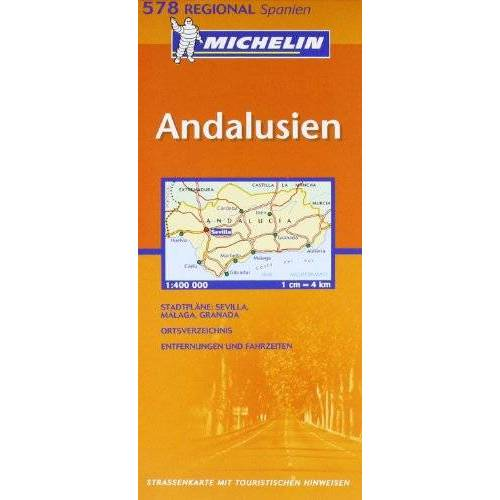 - Spanien Süd 1 : 400 000. Andalucia, Andalusien - Preis vom 15.04.2021 04:51:42 h