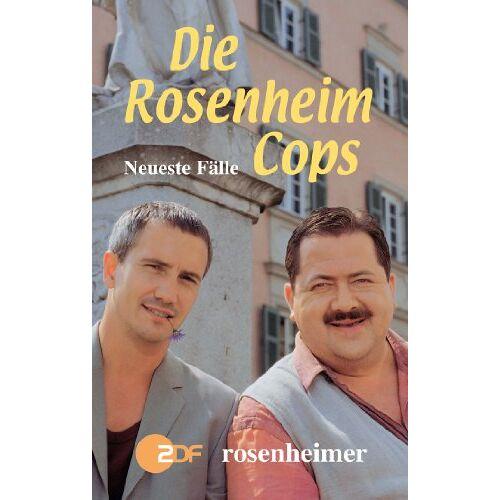 Michael Peter - Die Rosenheim-Cops. Neueste Fälle. Buch zur ZDF-Fernsehserie - Preis vom 21.10.2020 04:49:09 h