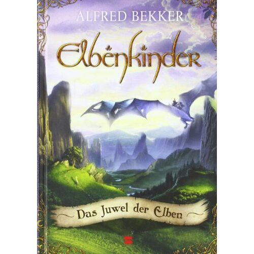 Alfred Bekker - Elbenkinder, Band 01: Das Juwel der Elben - Preis vom 25.01.2021 05:57:21 h