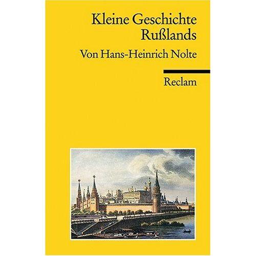 Nolte, Hans H - Kleine Geschichte Russlands - Preis vom 24.02.2021 06:00:20 h