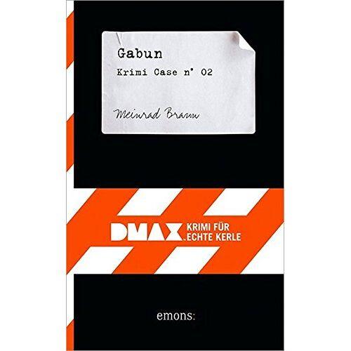 Braun Gabun: DMAX. Krimi für echte Kerle - Preis vom 20.10.2020 04:55:35 h