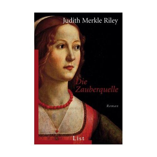 Riley, Judith Merkle - Die Zauberquelle - Preis vom 28.02.2021 06:03:40 h
