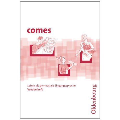Christian Czempinski - Comes: Zu allen Bänden - Vokabelheft - Preis vom 10.04.2021 04:53:14 h