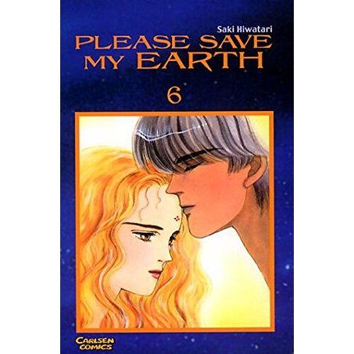 Saki Hiwatari - Please save my earth Bd. 6 - Preis vom 15.04.2021 04:51:42 h