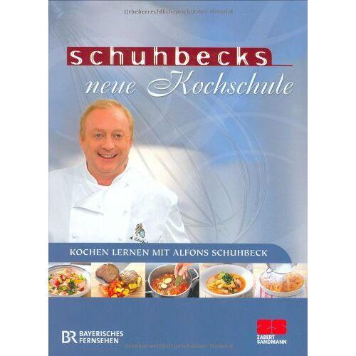 Alfons Schuhbeck - Schuhbecks neue Kochschule: Kochen lernen mit Alfons Schuhbeck - Preis vom 17.01.2021 06:05:38 h