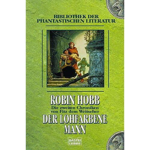 Robin Hobb - Der lohfarbene Mann. - Preis vom 11.05.2021 04:49:30 h