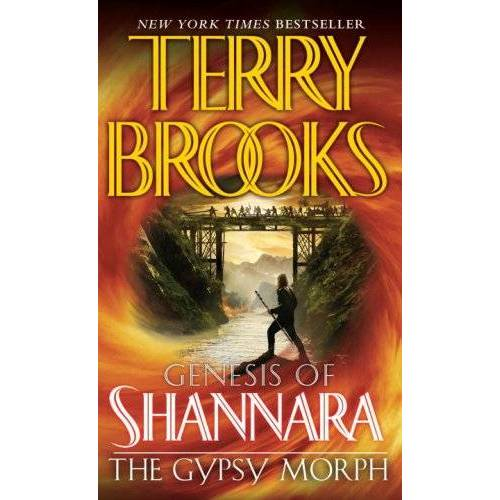Terry Brooks - The Gypsy Morph: SERIES TTLE: Genesis of Shannara (Pre-Shannara: Genesis of Shannara) - Preis vom 10.05.2021 04:48:42 h