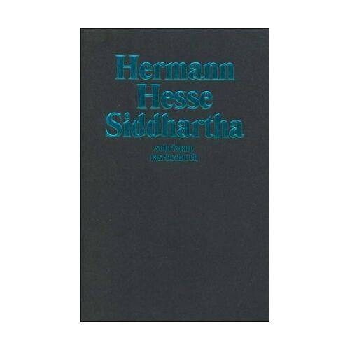 Hermann Hesse - Siddhartha: Eine indische Dichtung - Preis vom 27.02.2021 06:04:24 h