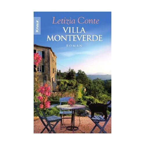 Letizia Conte - Villa Monteverde: Roman - Preis vom 17.01.2021 06:05:38 h