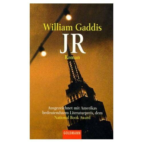 William Gaddis - JR - Preis vom 19.10.2020 04:51:53 h