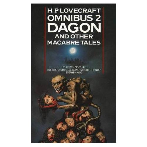 Lovecraft, H. P. - Dagon and Other Macabre Tales: Dagon and Other Macabre Tales No. 2 (H.P. Lovecraft Omnibus) - Preis vom 17.01.2020 05:59:15 h