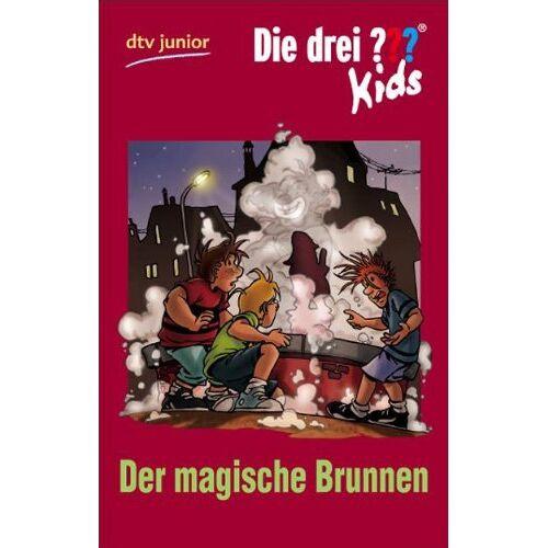 - Die drei ??? Kids 16 - Der magische Brunnen: Erzählt von Ulf Blanck - Preis vom 20.10.2020 04:55:35 h