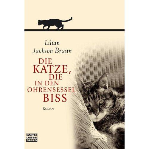 Braun Die Katze, die in den Ohrensessel biss - Preis vom 06.09.2020 04:54:28 h