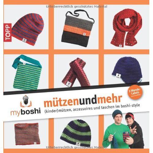 Thomas Jaenisch - myboshi - mützenundmehr: (kinder)mützen, accessoires und taschen im boshi-style - Preis vom 19.10.2020 04:51:53 h