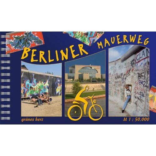 Blomberg Berliner Mauerweg (Radfernwege) - Preis vom 05.05.2021 04:54:13 h