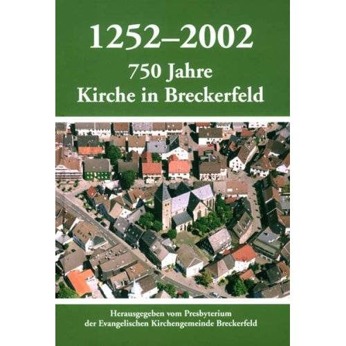 - 1252-2002 : 750 Jahre Kirche in Breckerfeld - Preis vom 20.10.2020 04:55:35 h