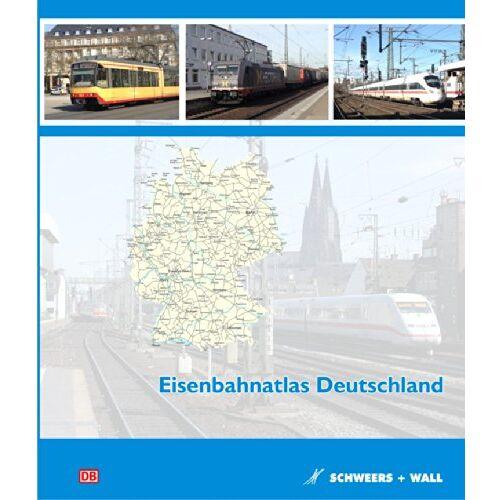 - Eisenbahnatlas Deutschland - Preis vom 13.05.2021 04:51:36 h