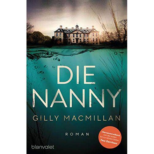 Gilly Macmillan - Die Nanny: Roman - Preis vom 12.04.2021 04:50:28 h
