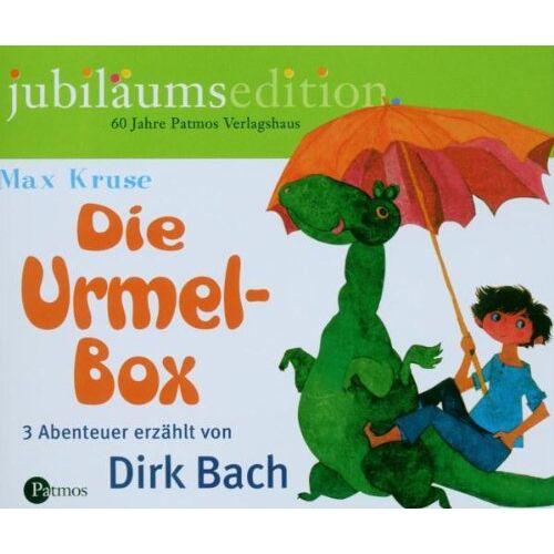 Max Kruse - Die Urmel-Box. 6 CDs: Urmel aus dem Eis - Urmel spielt im Schloss - Urmel fliegt ins All - Preis vom 20.10.2020 04:55:35 h