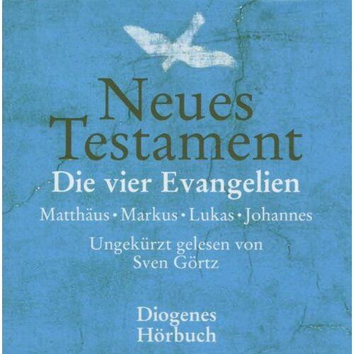 Sven Görtz - Die vier Evangelien. CD - Preis vom 20.10.2020 04:55:35 h