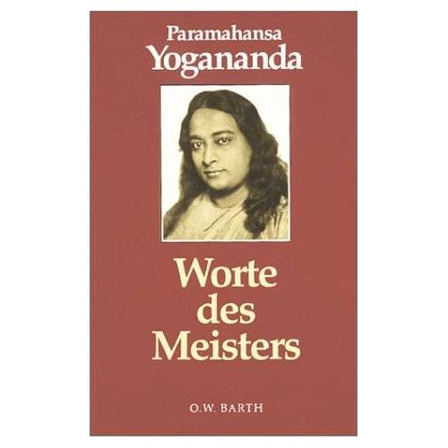 Paramahansa Yogananda - Worte des Meisters - Preis vom 05.03.2021 05:56:49 h