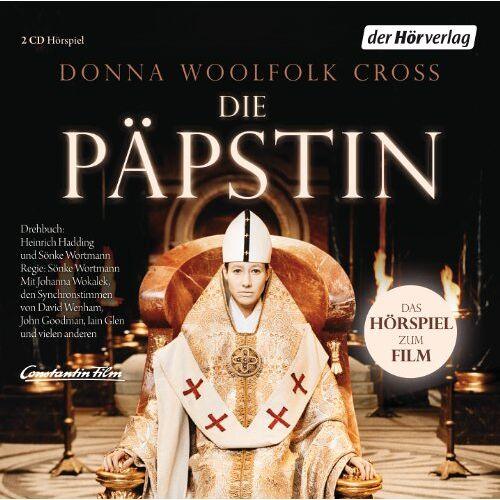 Cross, Donna W. - Die Päpstin - Preis vom 21.10.2020 04:49:09 h