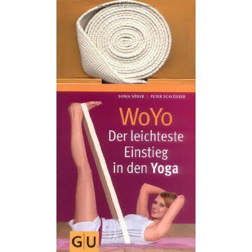 Sonja Söder - Woyo - Der leichteste Einstieg in den Yoga. (Inkl. Gurt) - Preis vom 15.05.2021 04:43:31 h