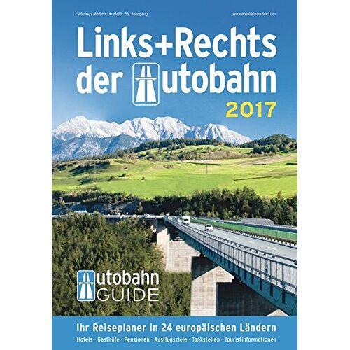 Stünings Medien GmbH - Links+Rechts der Autobahn: Der Autobahn-Guide - Preis vom 28.10.2020 05:53:24 h